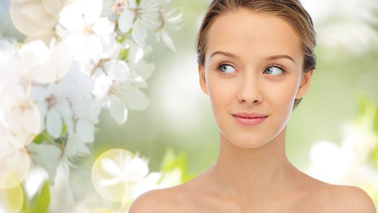 spring skincare