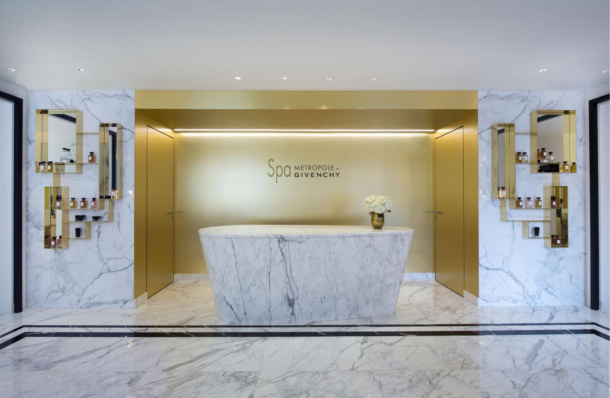 Photo courtesy of Hotel Metropole Monte-Carlo
