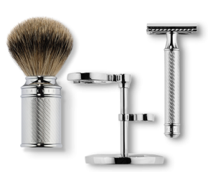 Mens-Double-Edge-Safety-Razor-Set-Shave-Brush-and-Stand-B