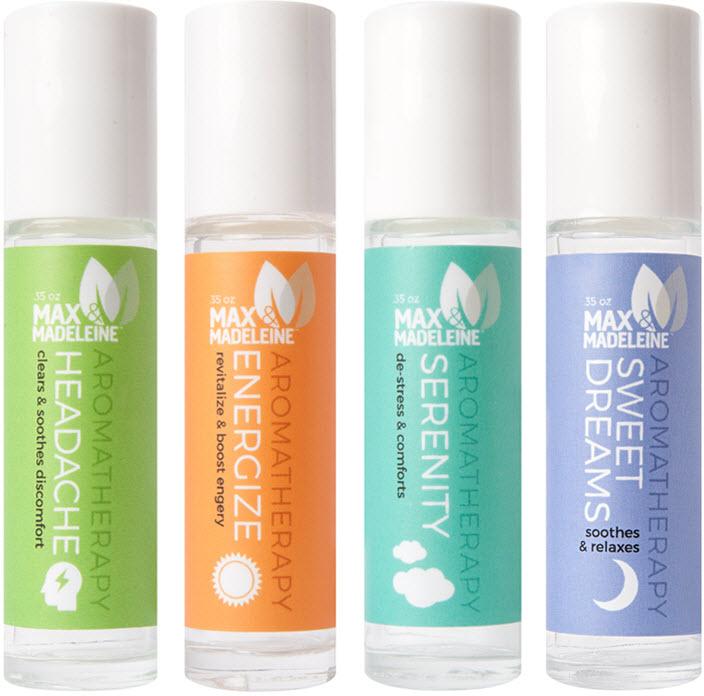max&madeleine aromatherapy
