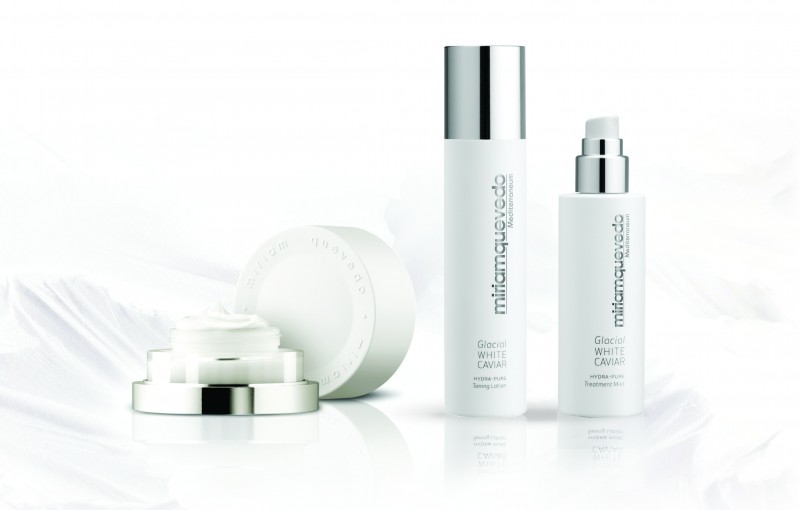 Glacial White Caviar Precious Toning Lotion Treatment and Mist (Photo Credit: Mandarin Oriental Miami)