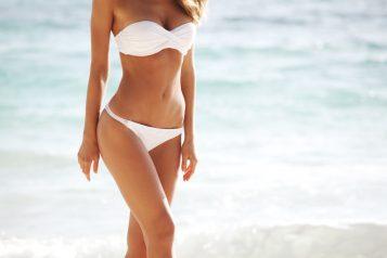 Woman Beach Bikini