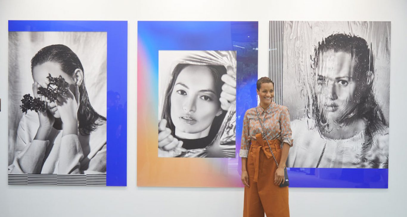 One-On-One With La Prairie's Rising Photographer Namsa Leuba On Her 'Eyes In Focus' Exhibition With The Luxury Skincare Brand