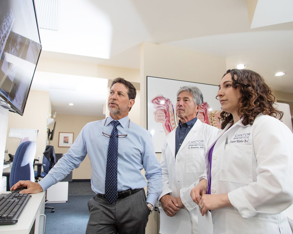 Cantor Spine Institute