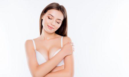 Woman, Breast Lift Surgery