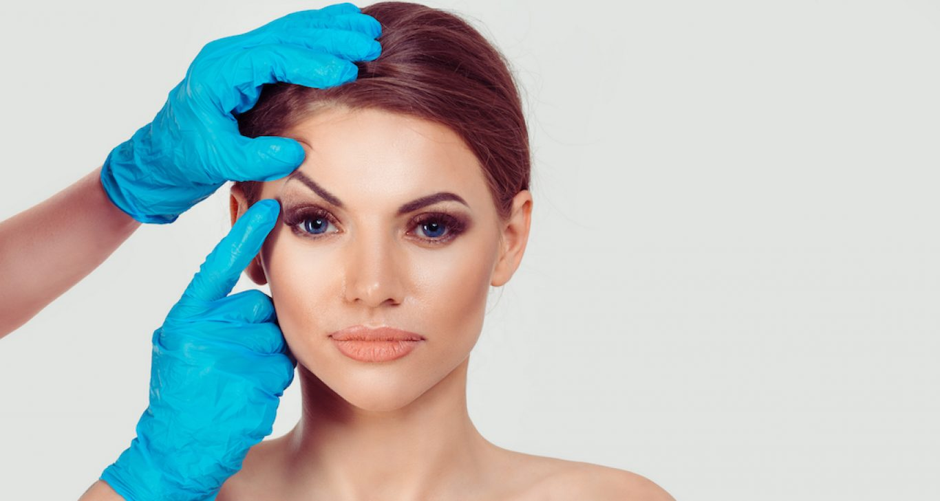 Here S How Botox Can Be Used For A Brow Lift