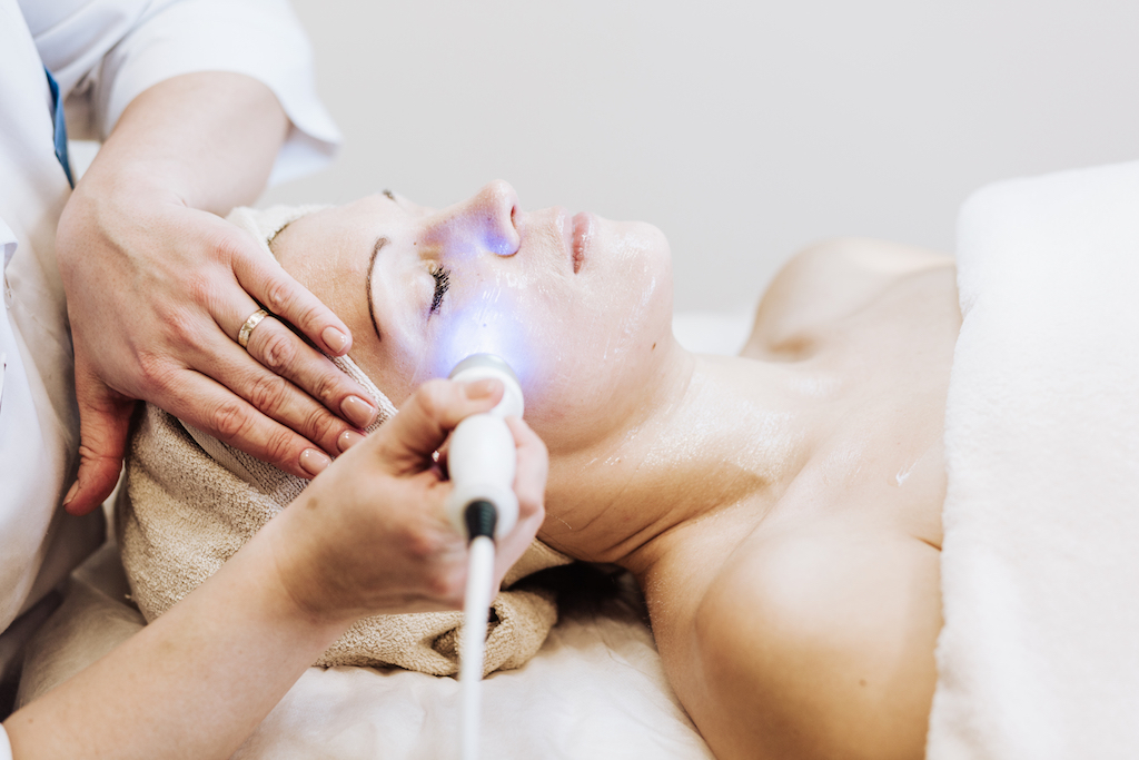 non-invasive laser procedure