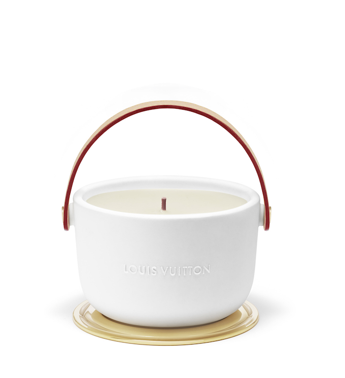 Louis Vuitton Perfumed Candle