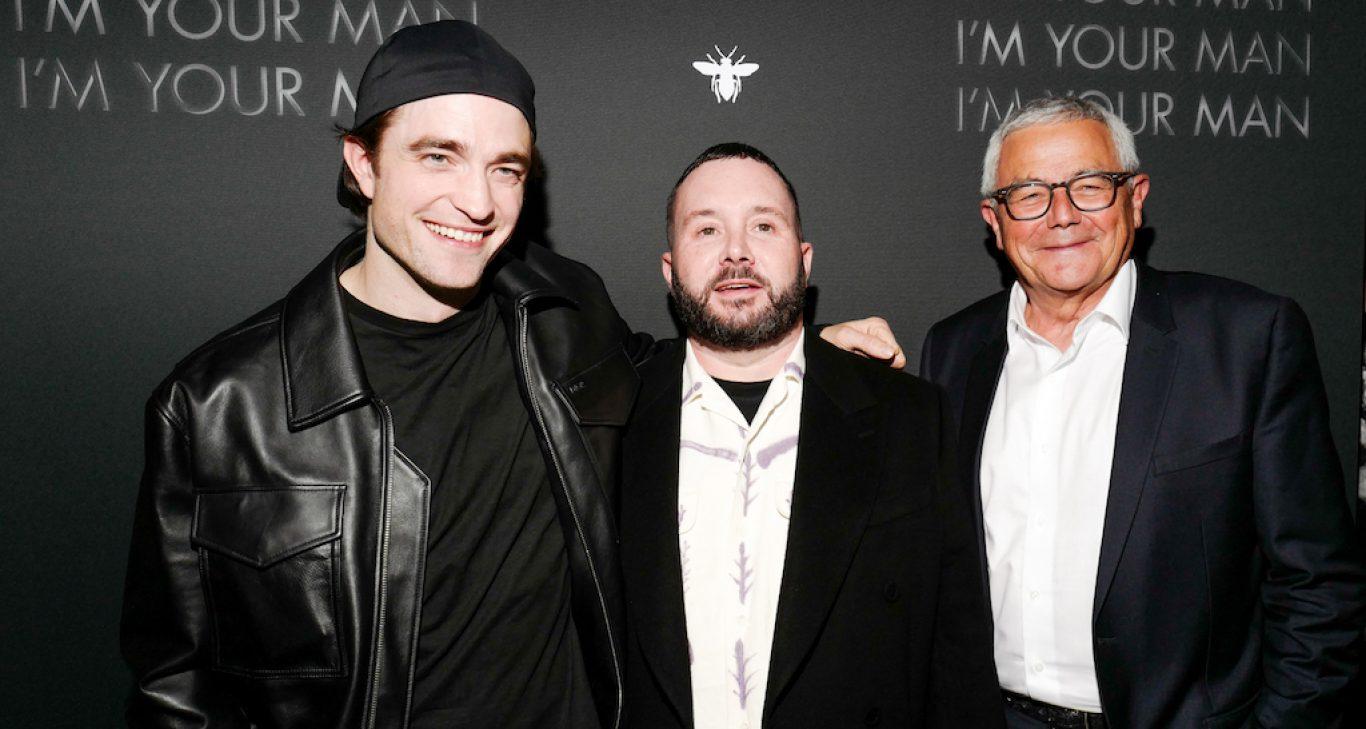 Robert Pattinson, Kim Jones, François Demachy