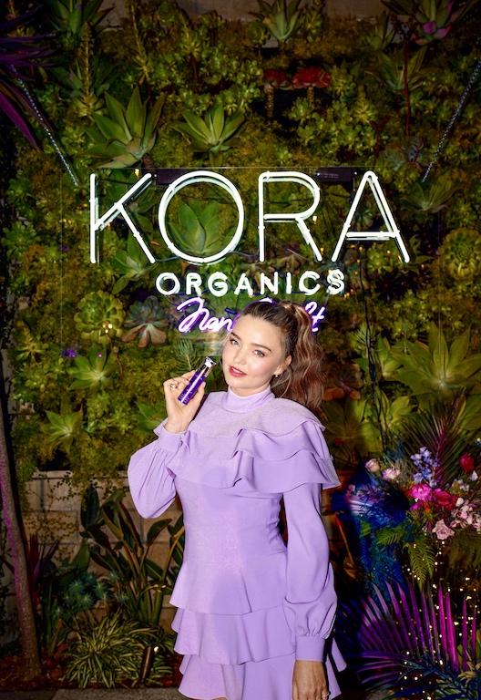 Miranda Kerr x Kora Organics