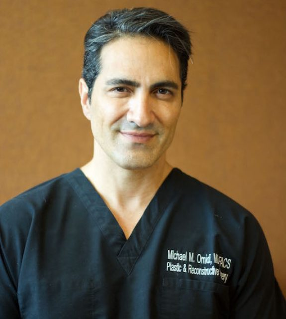 Dr. Michael Omidi Top Rhinoplasty Plastic Surgeon Beverly Hills