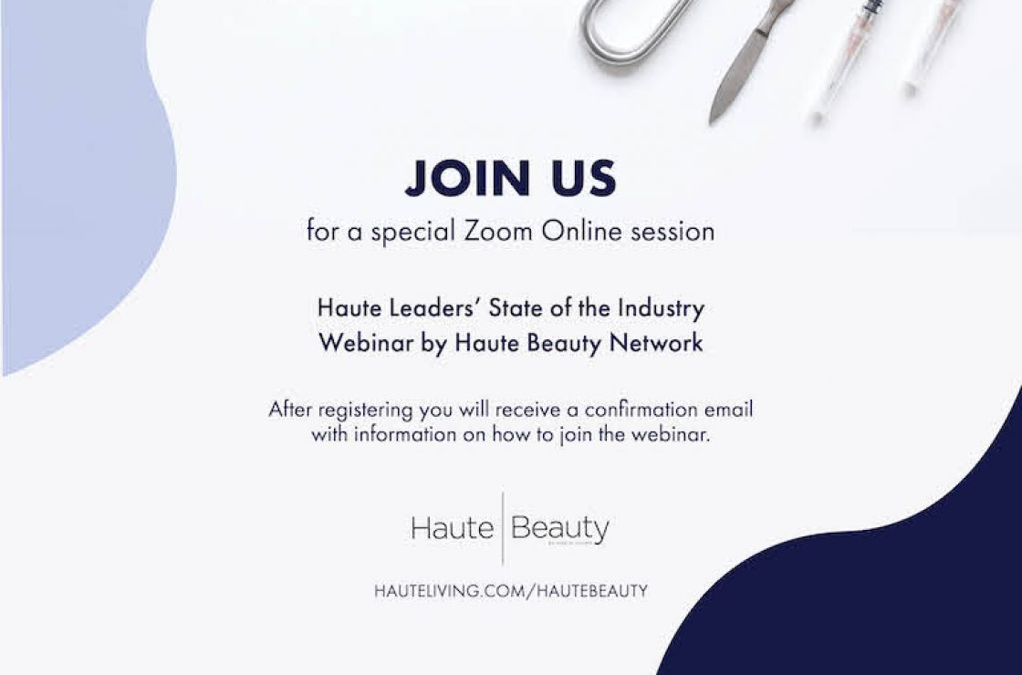 Haute Beauty Webinar