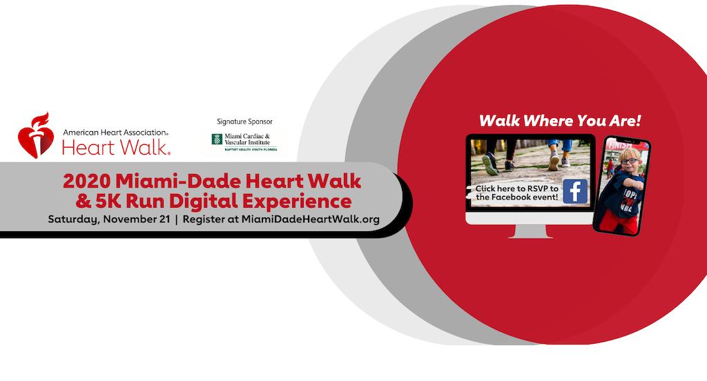 Miami Heart Walk
