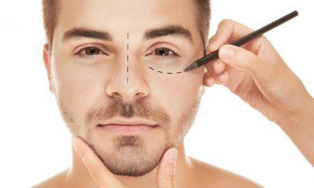 male nose job