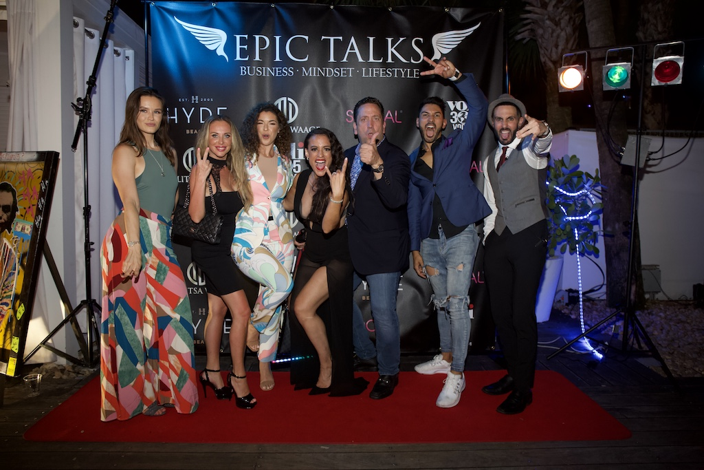 epic talks