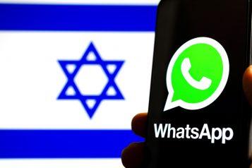 Facebook WhatsApp Israel NSO Group