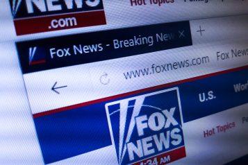 Fox News sued