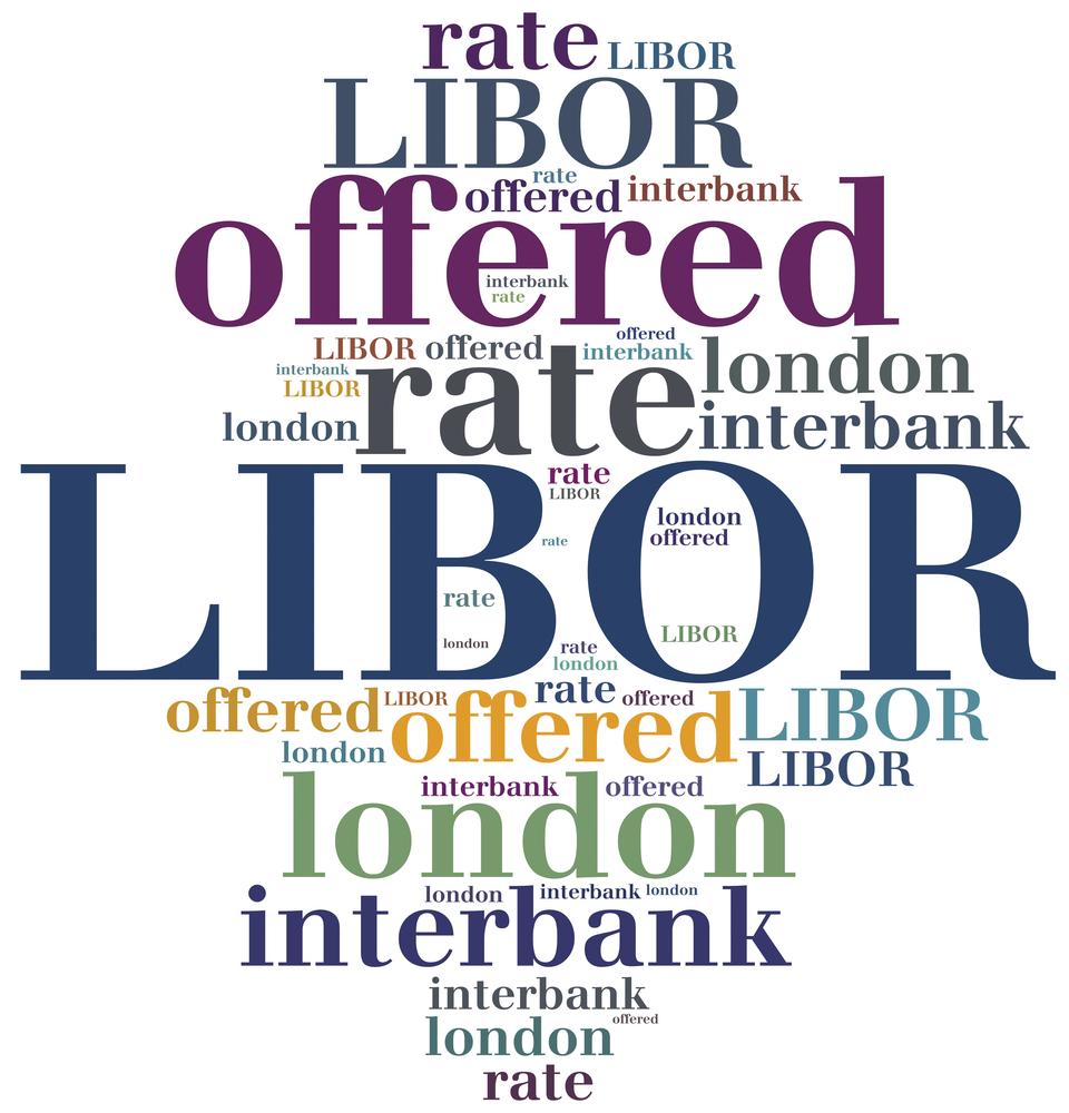 LIBOR - June 2020 - shutterstock_281189252