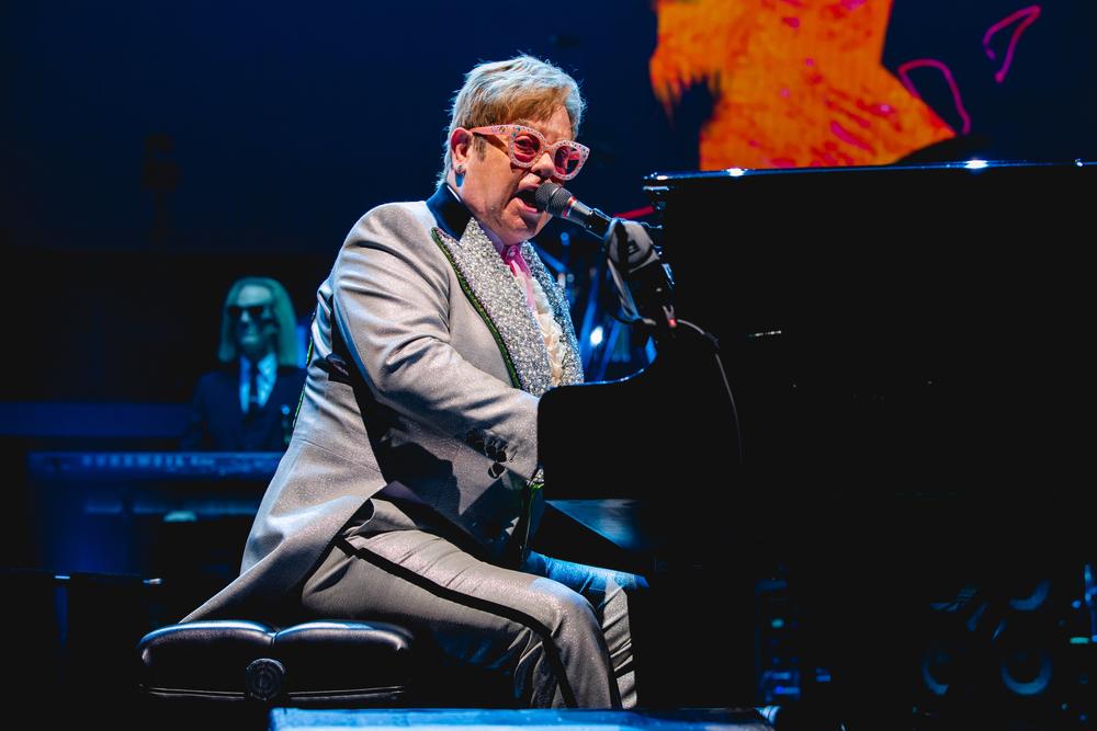 Elton John - Brett Trembly - July 2020 - shutterstock_1764489551
