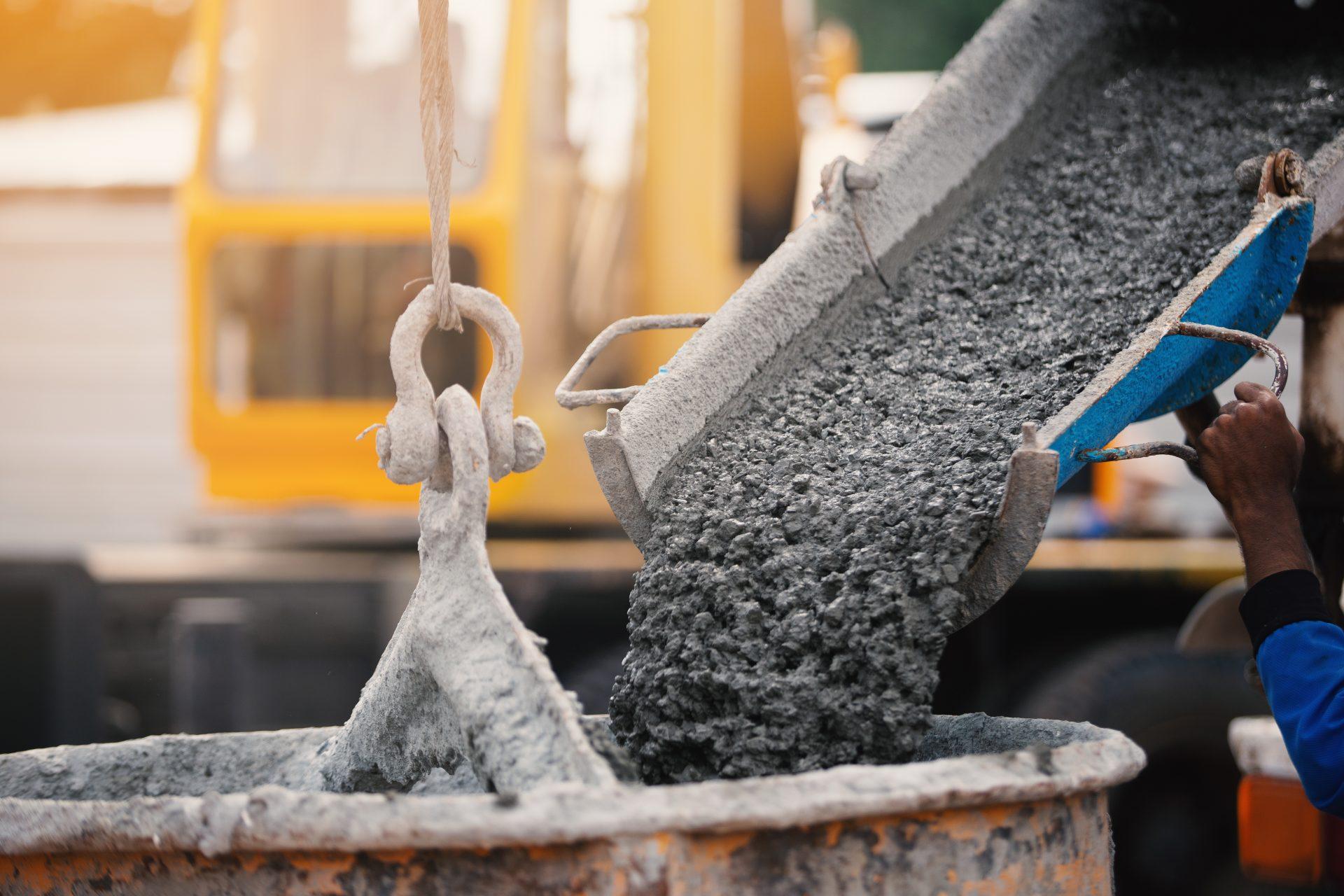 Concrete Fixing
