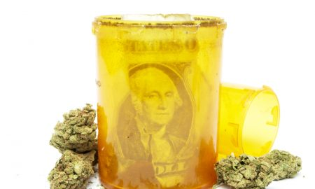 medical marijuana money