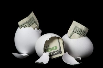 Money Eggs