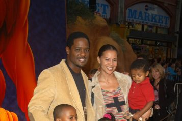Actor,Blair,Underwood,&,Family,At,The,Hollywood,Premiere,For