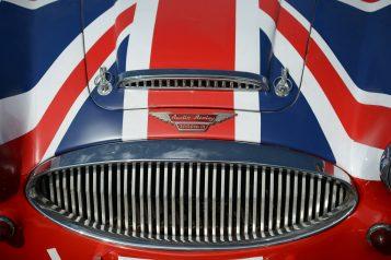 Austin Powers car