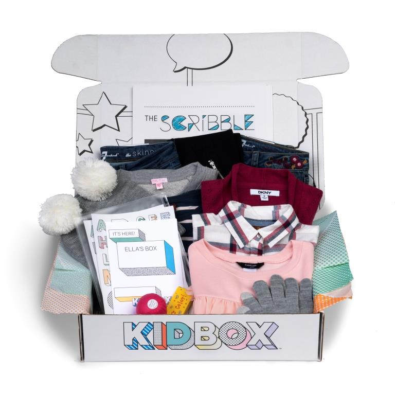 KIDBOX-Boy-Box-Example Frocks In A Box