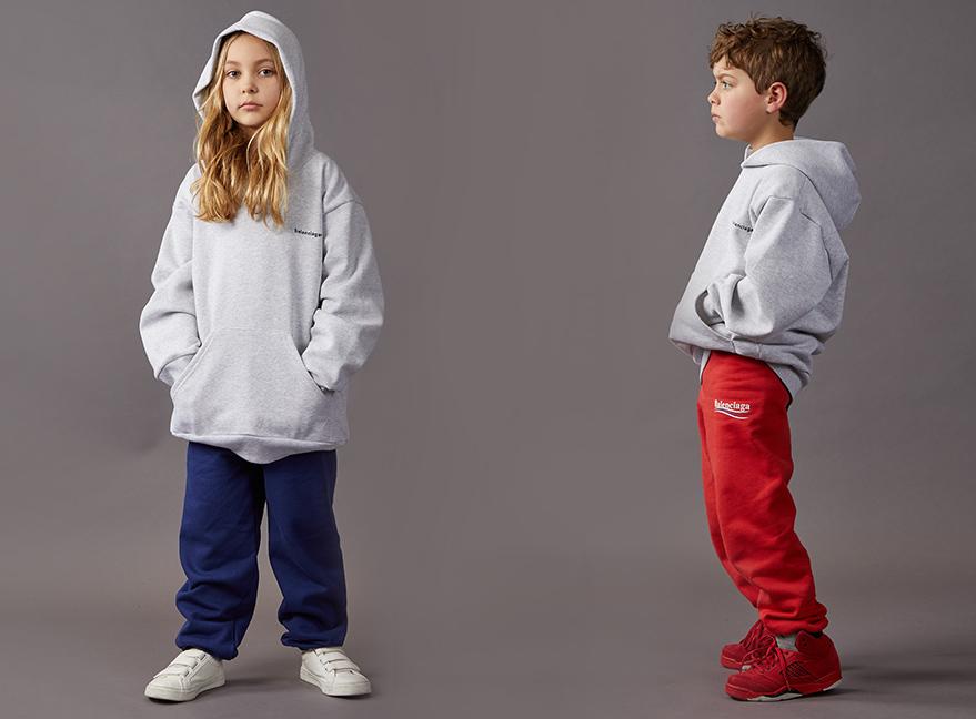 Balenciaga Kids Now Available At