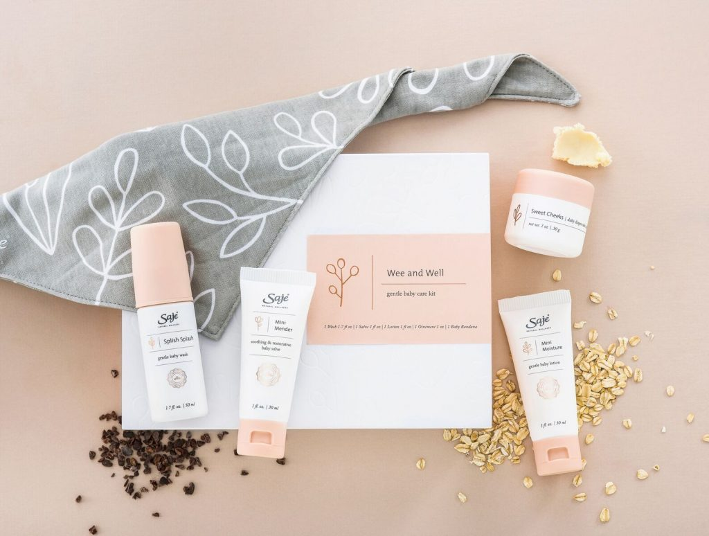 BF_WEE_AND_WELL_700563_STYLIZED_HIGHRES_preview-1024x774 Saje Natural Wellness' Brand-New Skincare Line Provides All-Natural Wellness For Both Mom And Baby