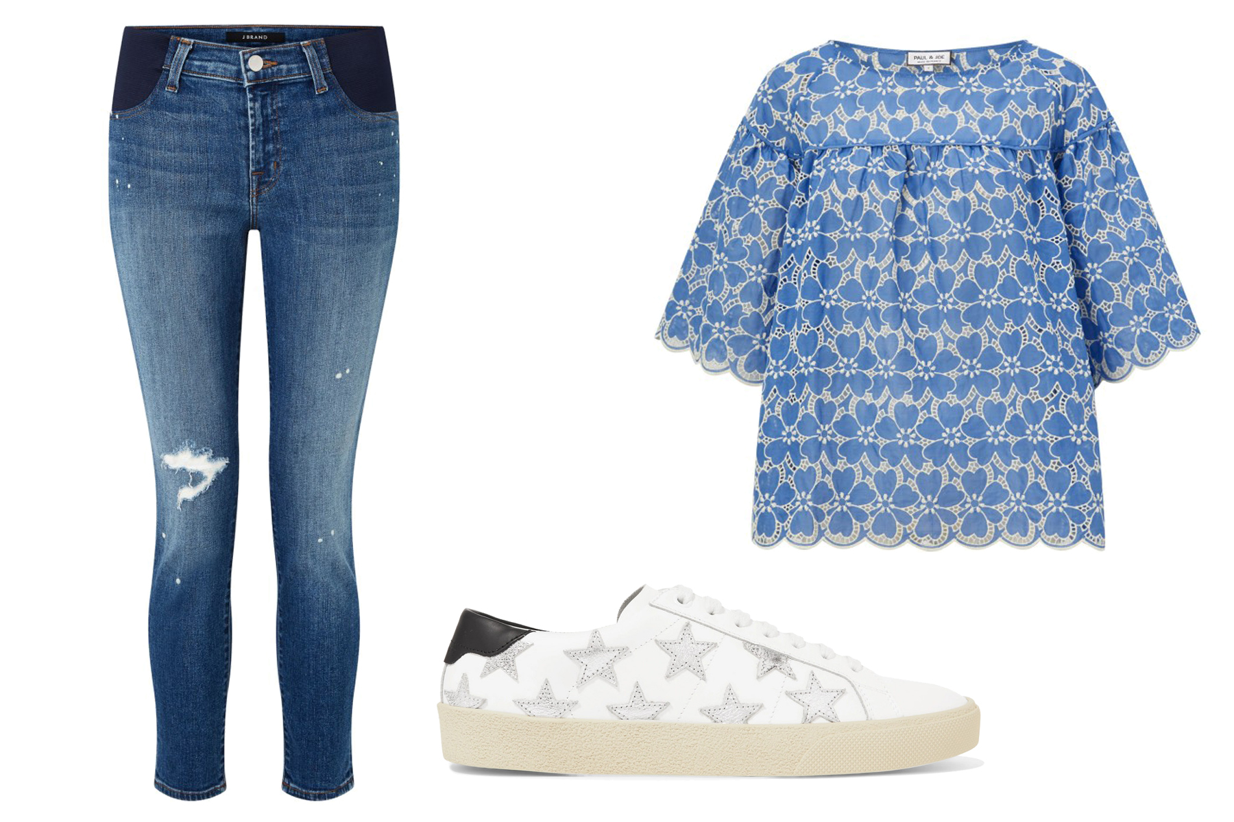 look-6-2 Exactly What To Wear on the Fourth Of July When You're Expecting