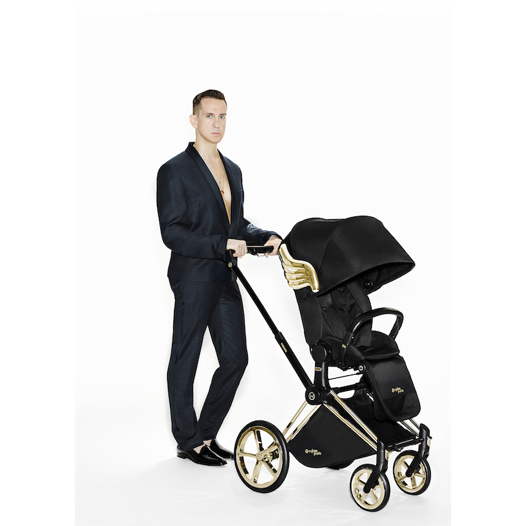 1 Strolling In Style: Meet The CYBEX by Jeremy Scott Priam