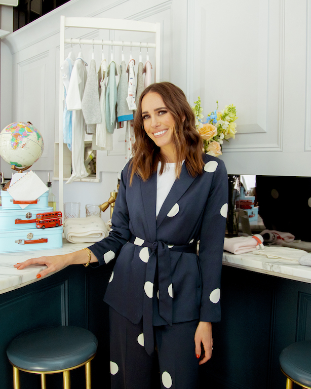 """1 Louise Roe Hosts """"Royal Baby Shower"""" To Celebrate The New Mini Boden Collection"""
