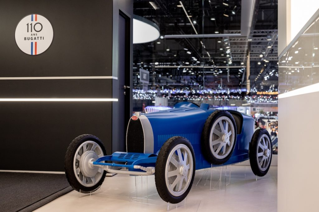 bug-1024x682 Bugatti Celebrates 110 Years With Limited-Edition Bugatti Baby