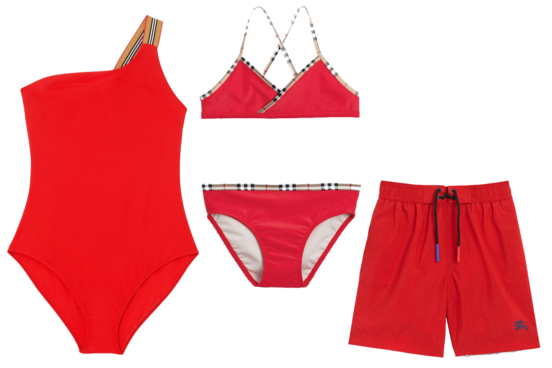 jcrew The Chicest Mommy and Me Swimwear