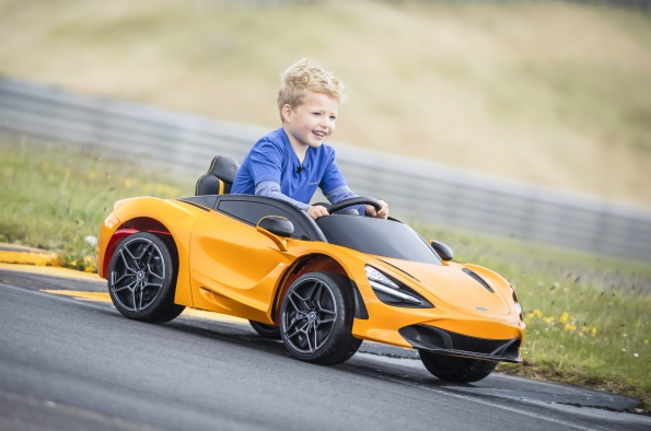 11063-McLaren720SRideOn1 McLaren Releases New 720S Ride-On For The Younger Generation Of Supercar Fans