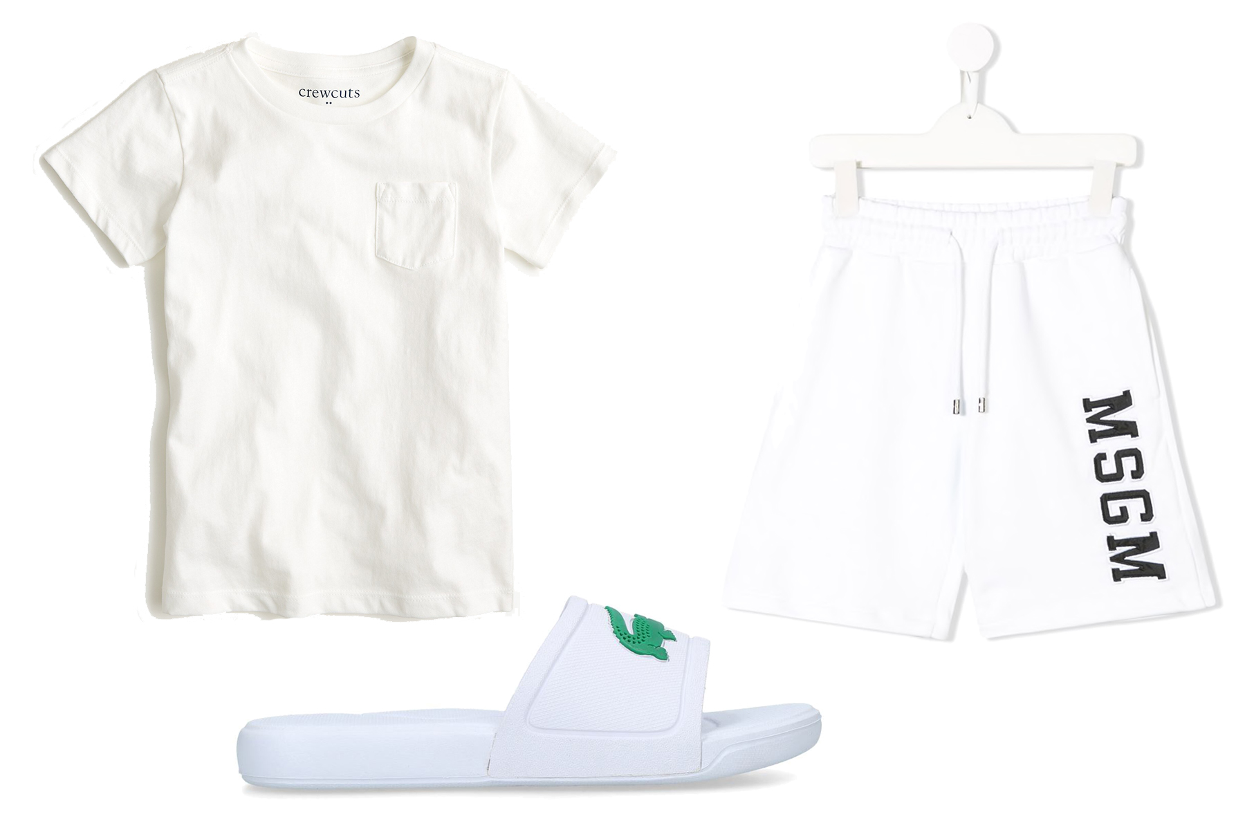 look-1 Celebrate Summer with These Stylish All-White Looks for Kids