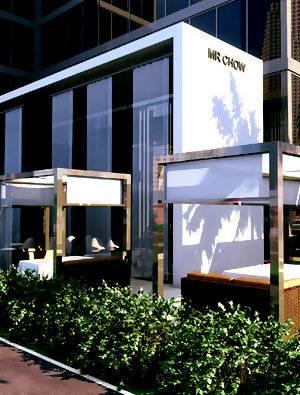 Mr Chow Tribeca Location