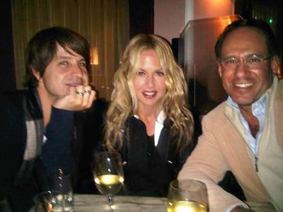 At Kenmare with Rodger Berman, Rachel Zoe