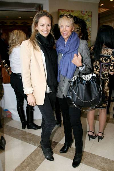 Coralie Charriol Paul, Annick Charriol at Fashion Fete to Benefit Gabrielle's Angel Foundation