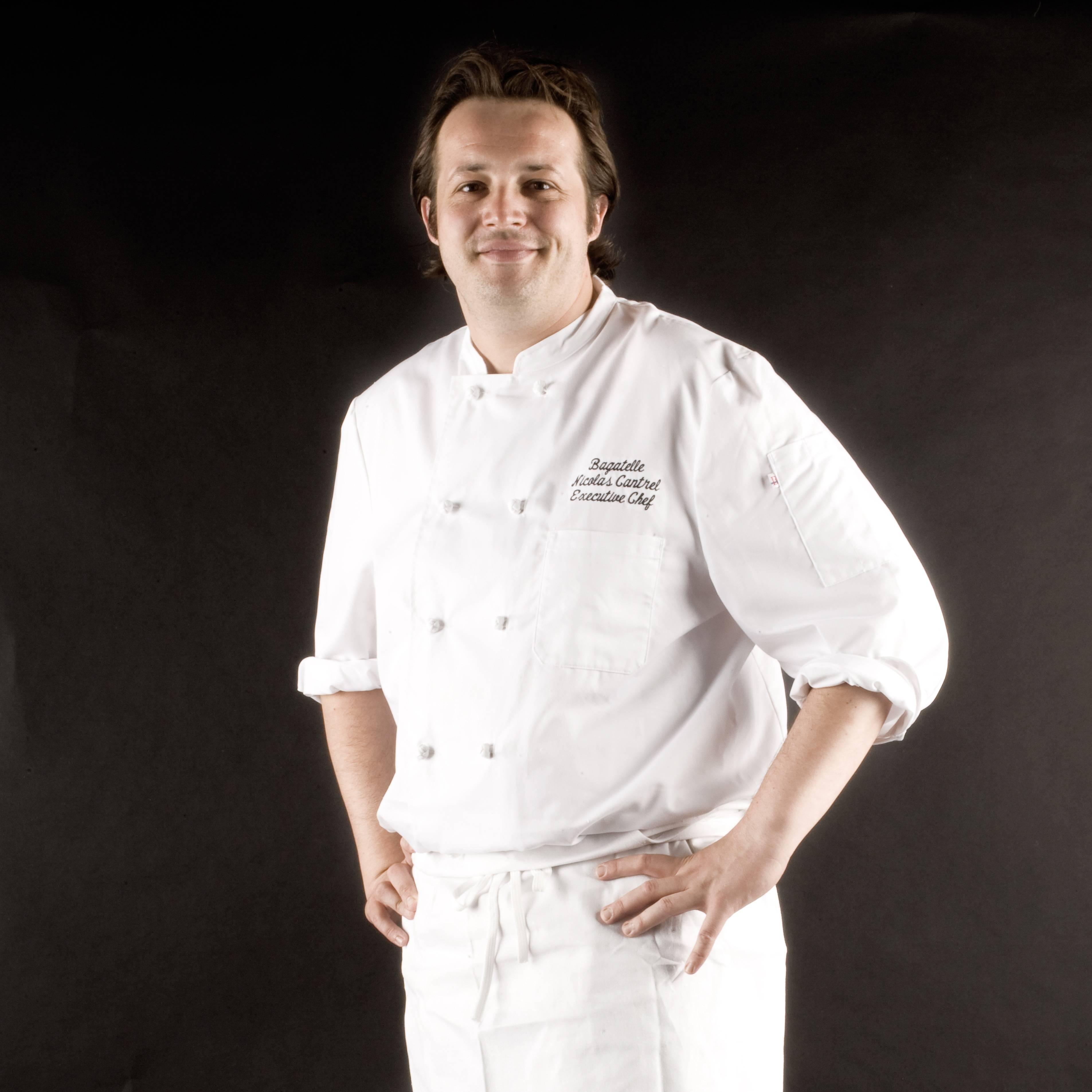 Executive Chef Nicolas Cantrel