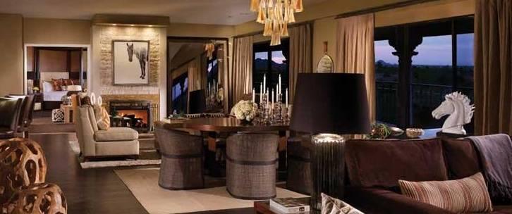 Fairmont Scottsdale Princess Presidential Suite