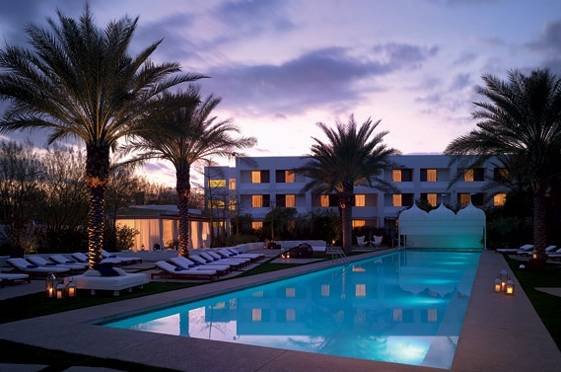 Hotel Theodore Pool