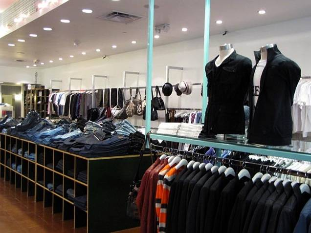 Medical clothing store Clothing stores