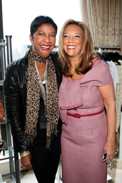 Natalie Cole, Denise Rich at Fashion Fete to Benefit Gabrielle's Angel Foundation