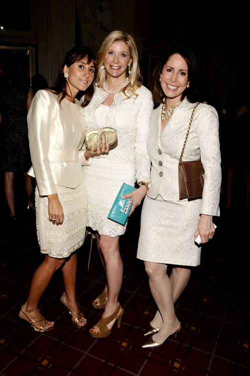 with Michelle Swarzman and Suzanne Bakst