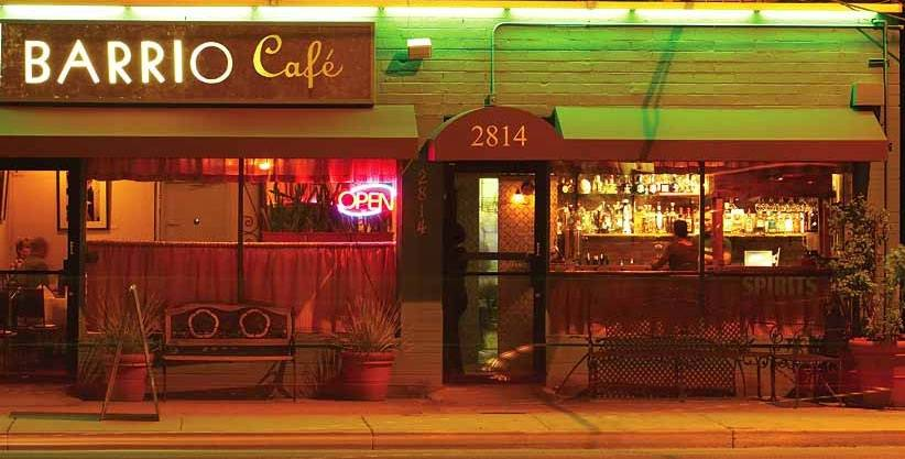 Barrio-Cafe