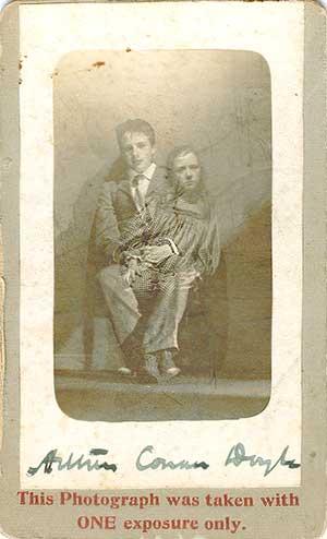 Doyle's Photograph