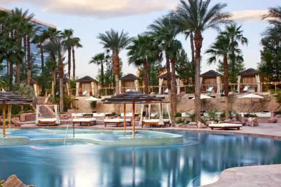 The Best Hotel Pools In Las Vegas
